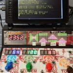 RaspberryPi based control centre